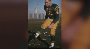 BC Sports Hall of Fame: Bill Mitchell (00:30)