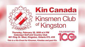 Kinsmen Club of Kingston celebrates 100 years of giving