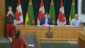 Coronavirus outbreak: Saskatchewan's top doctor on how outbreaks will be declared moving forward