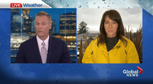 B.C. evening weather forecast: April 9 (01:33)