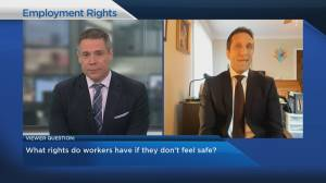 Employee rights during the COVID-19 pandemic