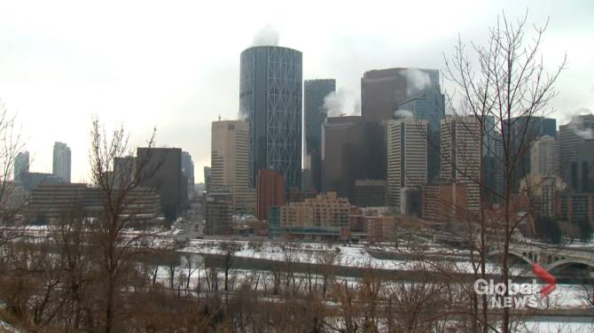Click to play video: New report suggests solutions for Calgary's 'office vacancy crisis'