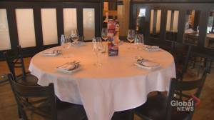 Restaurants hit with orange phase restrictions again (01:58)