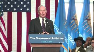 Democrat presidential candidate Bloomberg pledges to narrow wealth gap for black Americans