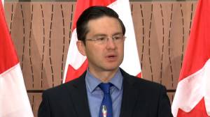 WE scandal: Poilievre says Morneau has violated multiple sections of the Ethics Act (02:11)