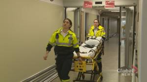 First responders reassuring public of their COVID-19 preparation (01:49)