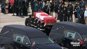 Sub-Lt. Abbigail Cowbrough remains laid to rest in Nova Scota