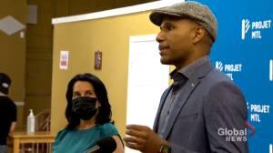Black community activist to run for borough mayor in Montreal North (02:00)