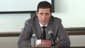 Kingston Frontenacs add General Manager's duties to head coach Paul McFarland (01:44)