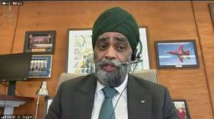 Defence minister confirms Canada stopped training Chinese military amid media reports (02:19)