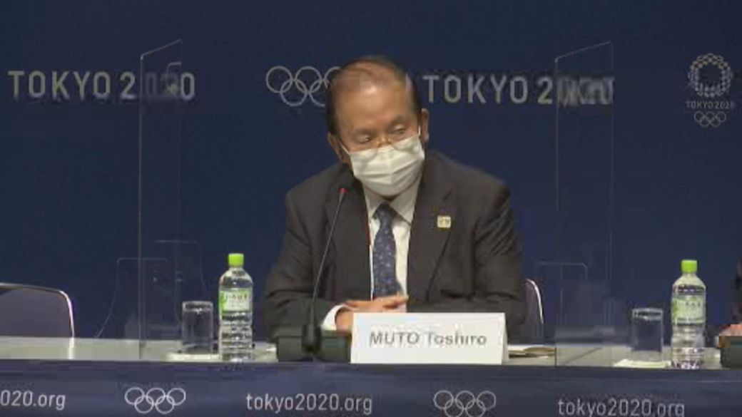Click to play video: 'Tokyo Olympics chief won't rule out last-minute cancellation of Games'