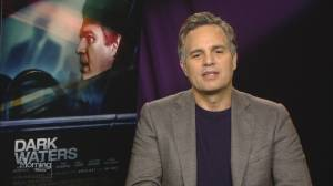 Mark Ruffalo's new movie, Dark Waters