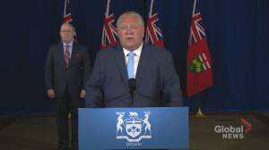 Coronavirus: Ford implores foreign workers with COVID-19 to come forward