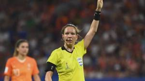 Local soccer ref hopes to be 'booking' ticket to FIFA Women's World Cup (06:44)