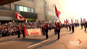 Calgary Stampede to hold mini-parade (01:49)