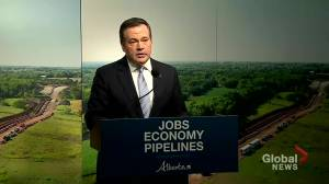 Kenney announces $1.5B investment in Keystone XL pipeline
