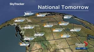Edmonton weather forecast: Saturday, Jan. 18, 2020