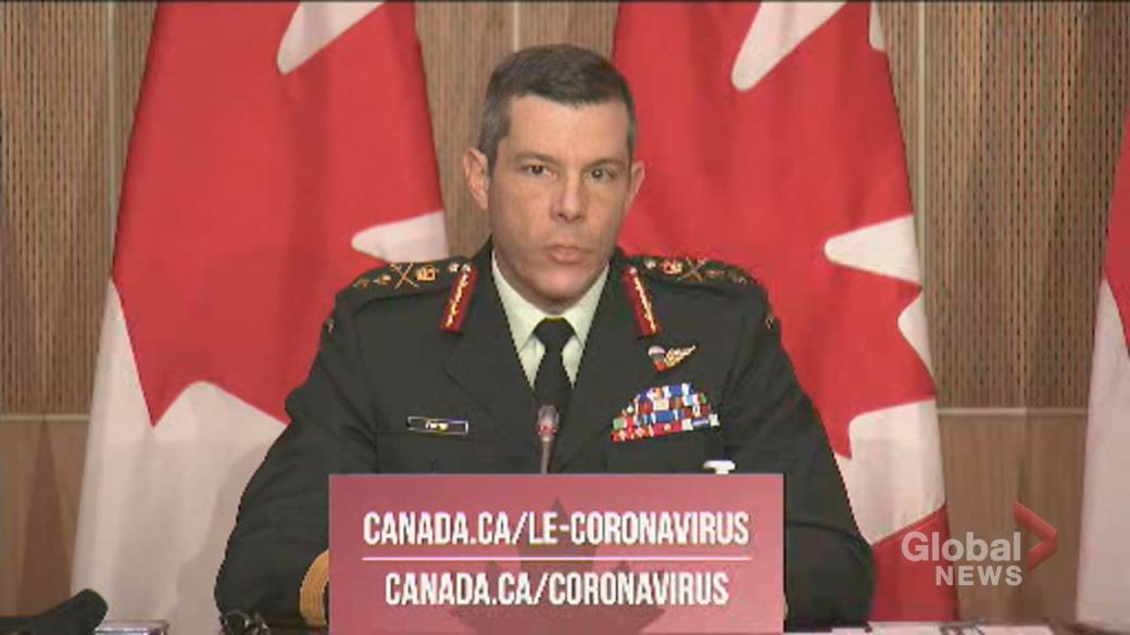 Click to play video 'Coronavirus: Fortin calls Pfizer delay a 'bump in the road,' but says Canada will still meet vaccine target'