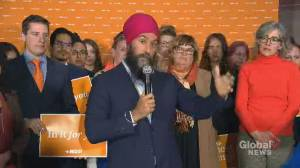 Federal Election 2019: Singh says NDP pharmacare plan would be in place by 2020