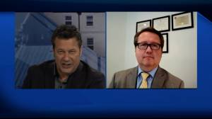 Global News Morning chats with KCCU's Dwayne Henne (08:41)