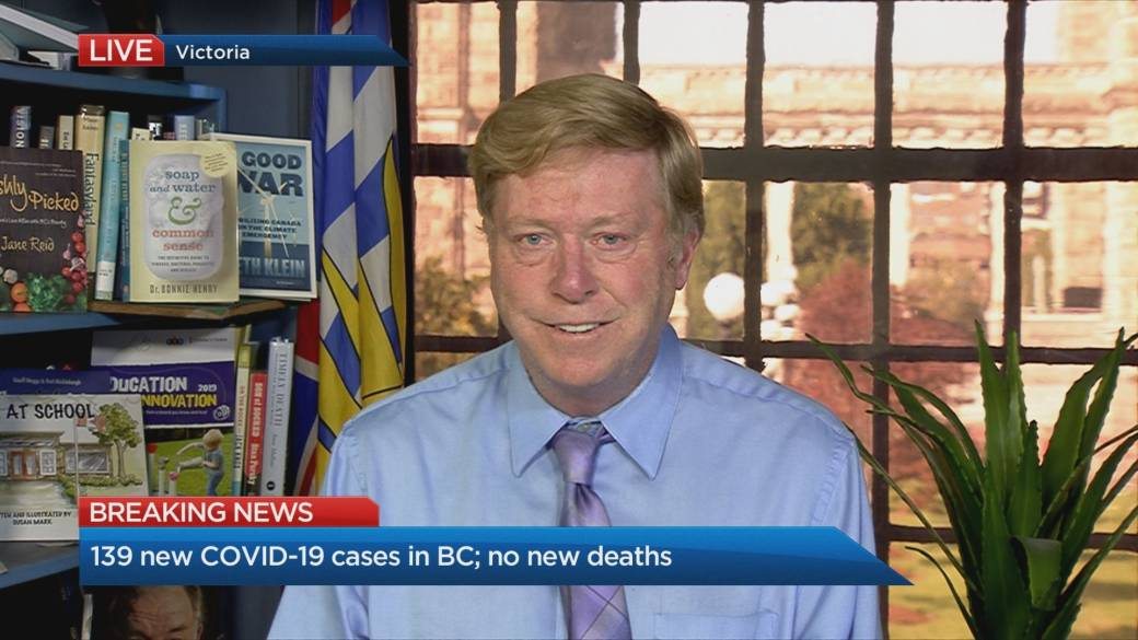 B C Sets Another Single Day Record With 139 New Covid 19 Cases Globalnews Ca