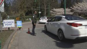 Could Stanley Park traffic changes be made permanent?