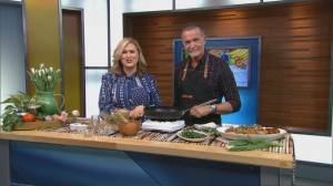 Chef Mark McEwan's heart healthy recipes