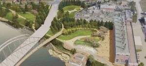 City of Edmonton seeks public input on design concept for transformative river valley project (02:02)