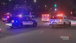 Cyclist, 53, in hospital after hit-and-run: Montreal police (00:41)