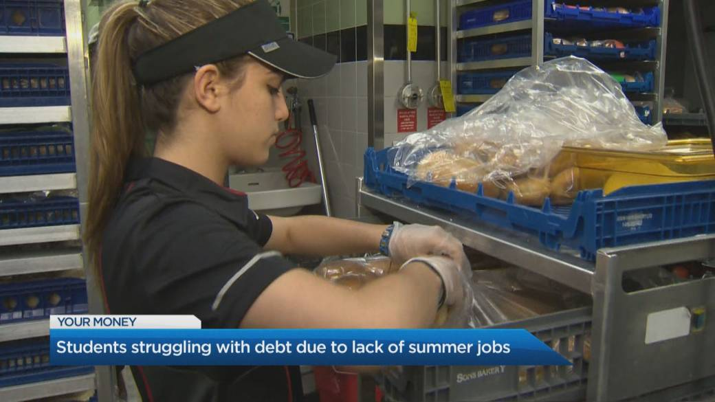 Click to play video: 'How Canada's vaccine rollout could impact summer job opportunities'