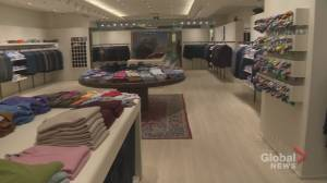COVID-19: Retailers in Toronto's PATH continue to struggle as business slowly rebound (01:59)