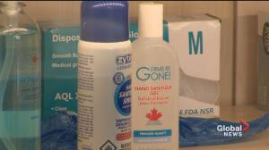 Pierrefonds shop selling PPE and sanitizer opens up
