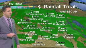 Warming up: Oct. 27 Saskatchewan weather outlook (02:28)