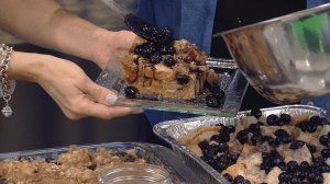 Saturday Chef: Overnight BC Blueberry Streusel