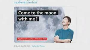Billionaire's significant offer for significant other: Come fly to the moon with me?