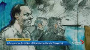 Oshawa man who killed 2 teenagers receives life sentence (02:16)