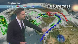 Kelowna Weather Forecast: August 27