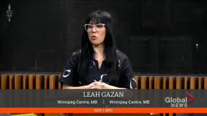 'Human rights are not a partisan issue': NDP MP Leah Gazan