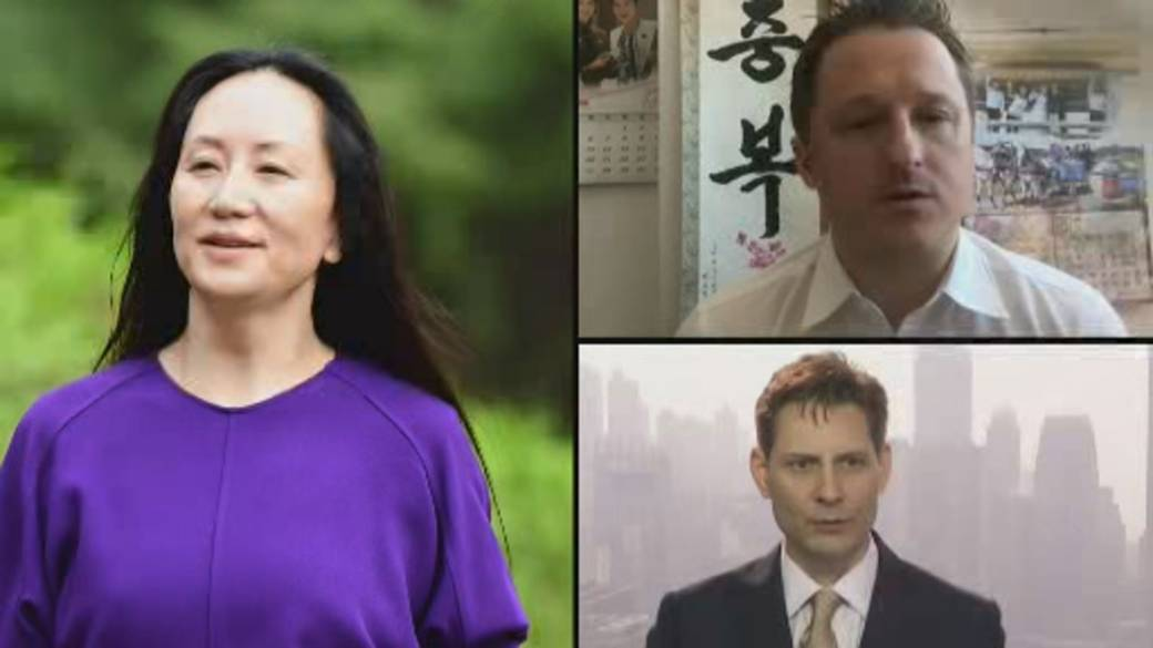 Click to play video: 'Marking 1,000 days since Canadians Michael Spavor, Michael Kovrig detained in China'