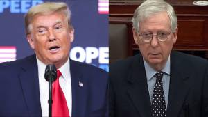 McConnell blocks bid to immediately raise COVID-19 relief cheques from $600 to $2,000 (05:37)