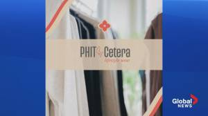New local clothing store provides perfect PHIT for sustainable lifestyle wear (06:04)