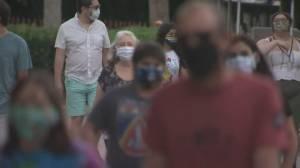 Florida sets daily COVID-19 records as U.S. sees virus resurgence (01:31)