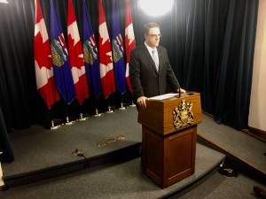 14 pieces of legislation expected in next Alberta session