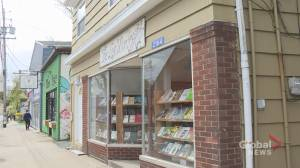 Halifax bookstore closed doors for last time