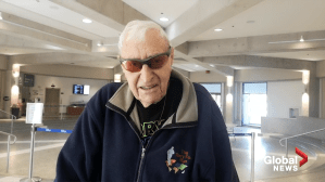 94-year-old Barrie man surpasses goal to raise $1M for cancer research