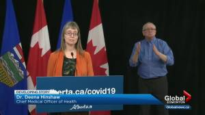 Alberta confirms 4 more deaths at continuing care sites due to COVID-19 Thursday