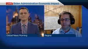President Biden's impact on Saskatchewan economy (04:01)