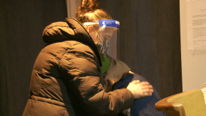 DUO provides overnight support to Oshawa's homeless (02:38)