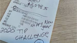 2020 tip challenge: Donnie Wahlberg leaves $2,020 for IHOP server