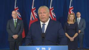 Ontario premier Doug Ford announces freeze on rent increases in 2021